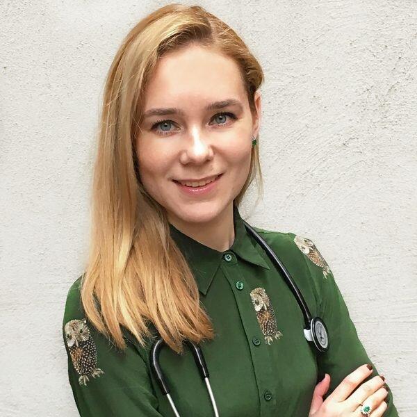 Elena Frid, MD